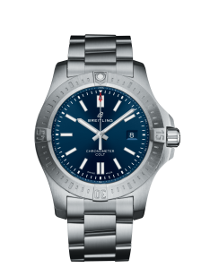 Breitling Chronomat Colt Automatic Steel Mariner Blue