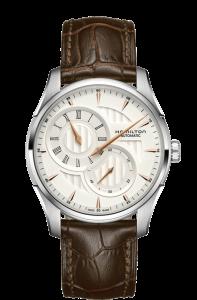 Hamilton Jazzmaster Regulator h42615551 watch