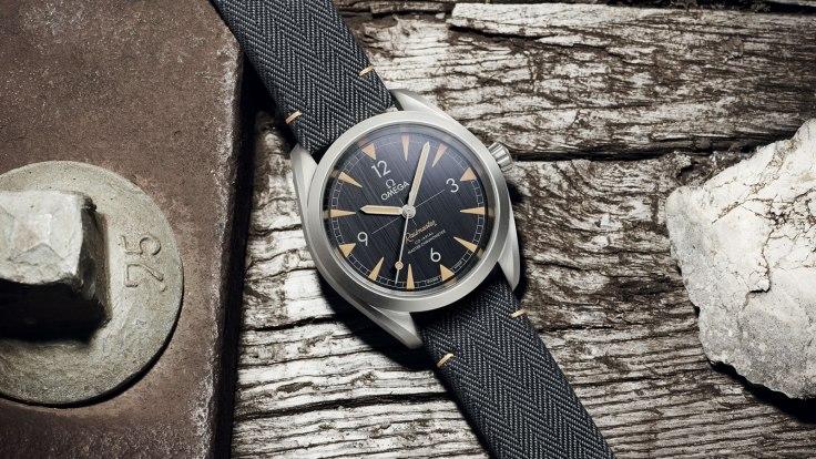 Omega Seamaster Railmaster Master Chronometer