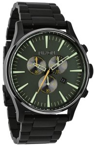 Nixon Sentry chronograph