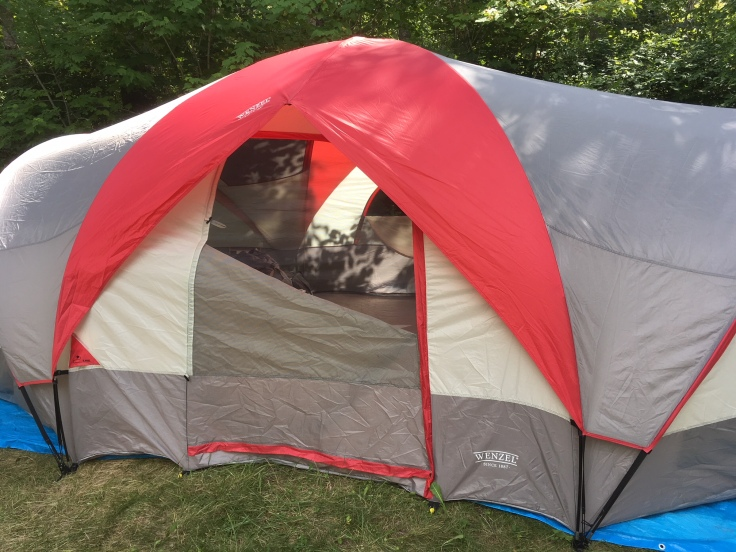 10-man tent