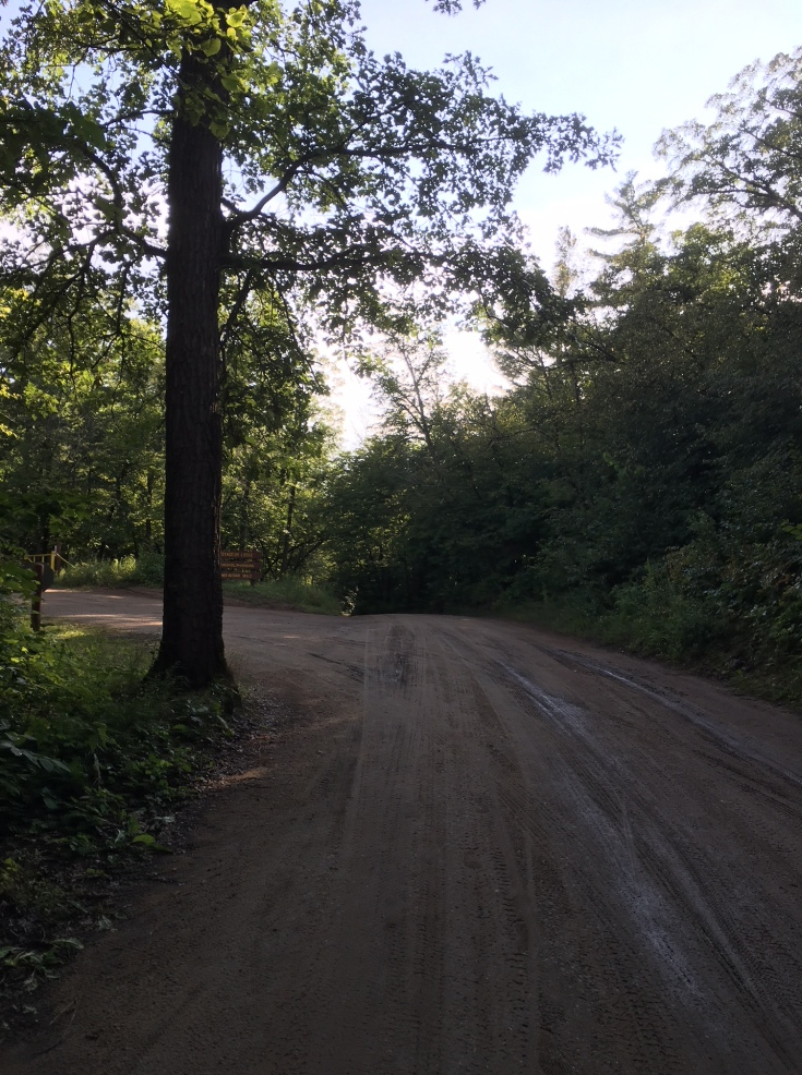Camp trails