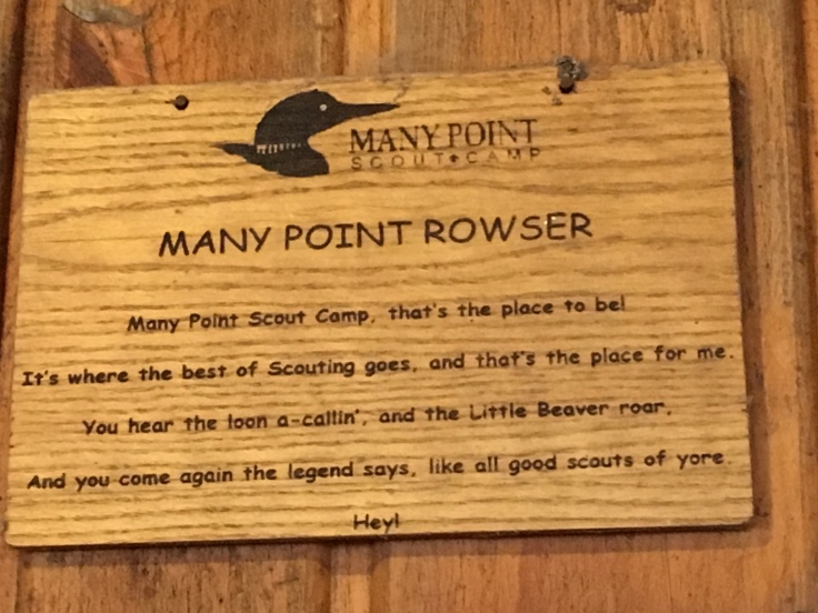 Many Point Rowser