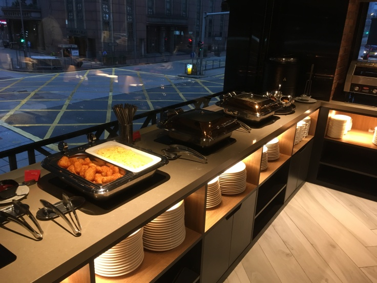 Breakfast kew Green Hotel 2