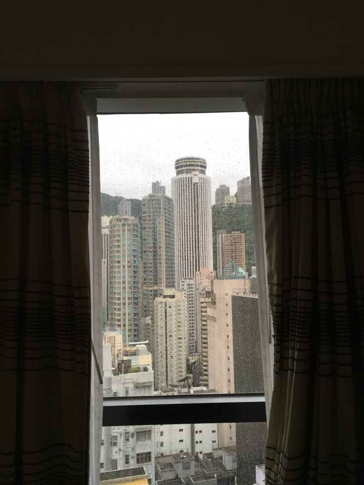View from Hong Kong Hotel
