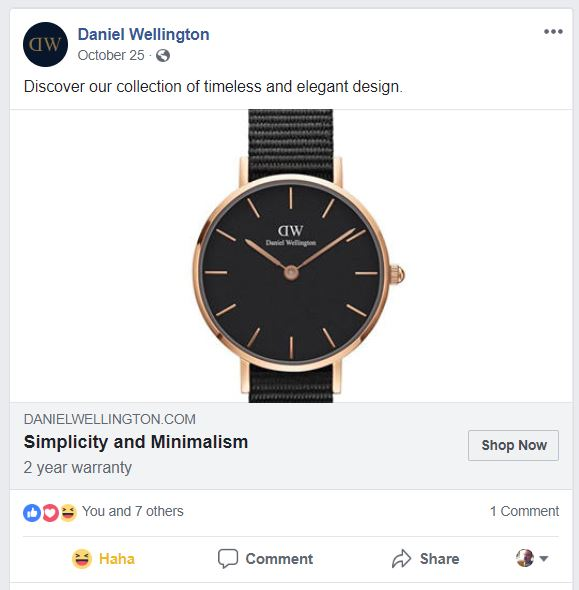 Daniel Wellington Crappy Watches