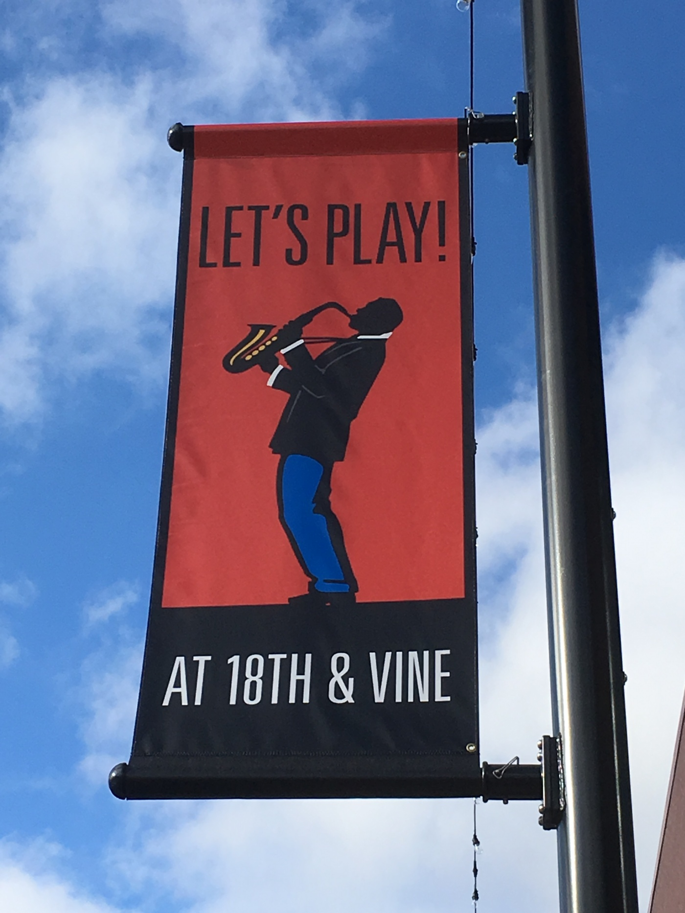 Let's Play Jazz at 18th & Vine