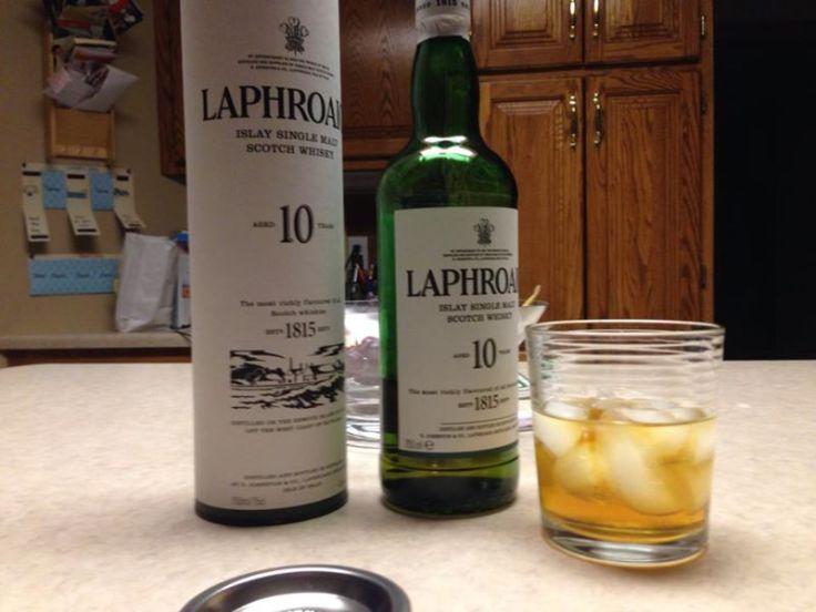 Laphroaig 10 year Generous Pour