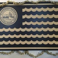 Redondo Beach flag
