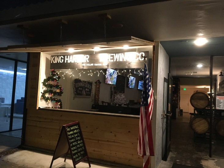 King Harbour Brewing Co.