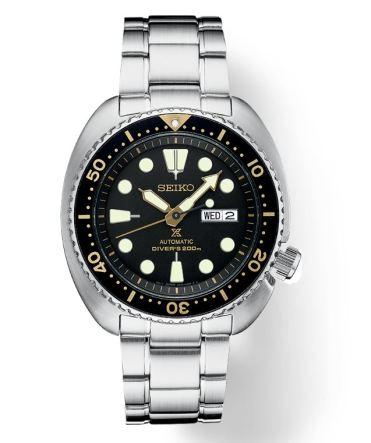 Prospex Turtle, bracelet.