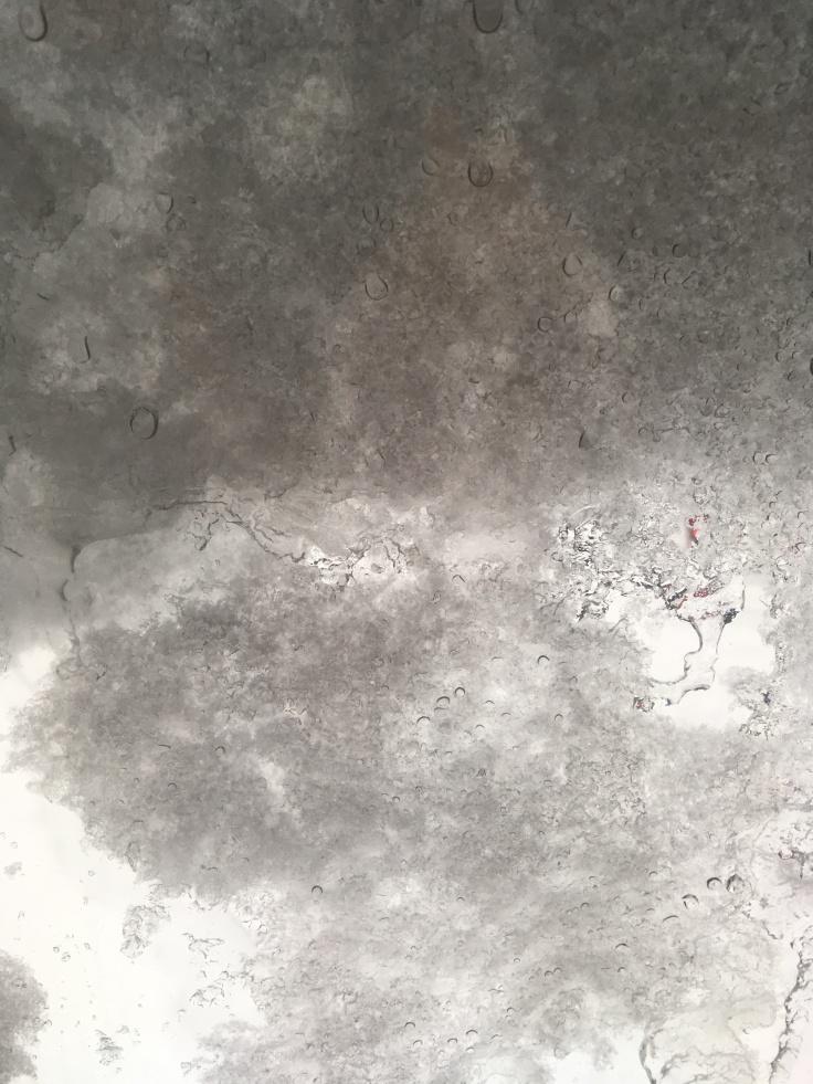 South Dakota from the sky in February