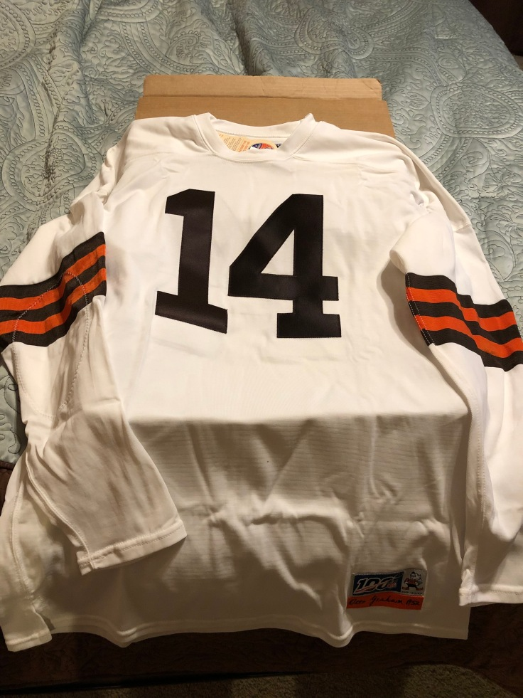 Cleveland Browns 1952 Jersey Otto Graham #14