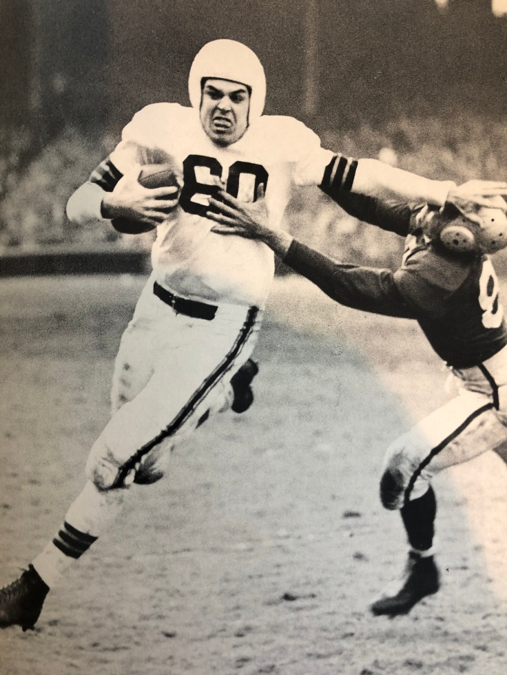 Otto Graham Cleveland Browns Quarterback
